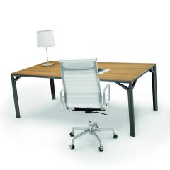 Directiebureau R800 enkel bureau