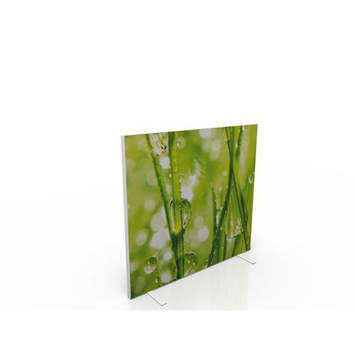 Vrijstaand scheidingswand 110cm custom print