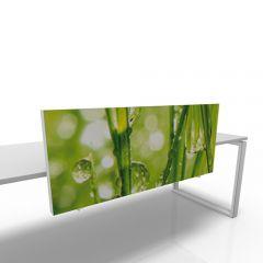 Scheidingswand 50cm hoog custom print